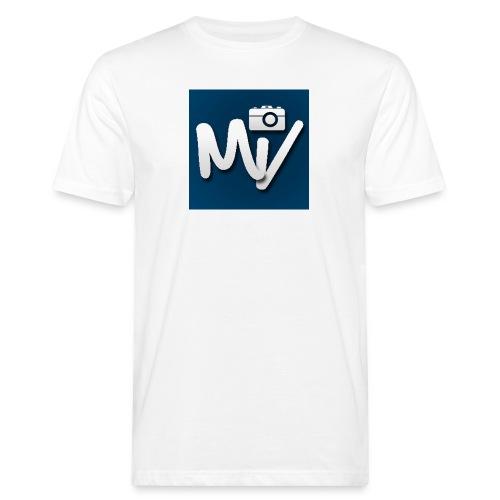 Maxvlogs T-shirt - Mannen Bio-T-shirt
