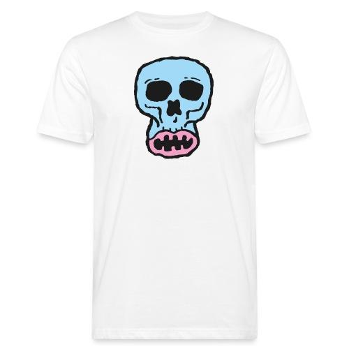 Helvetin iloinen ruulanko - Miesten luonnonmukainen t-paita