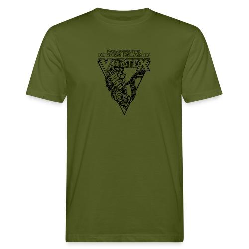Vortex 1987 2019 Kings Island - Miesten luonnonmukainen t-paita