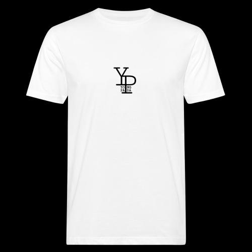 YO_NG PA_DA BLACK DESIGN - Männer Bio-T-Shirt