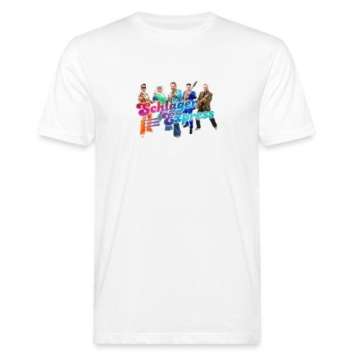 SchlagerExpress Kollektion 2021 - Männer Bio-T-Shirt