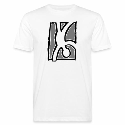Capoeira: Hand stand - Men's Organic T-Shirt