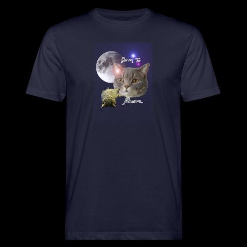 Sieni- muki erilaisille juomaseoksille - Miesten luonnonmukainen t-paita