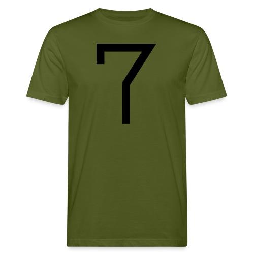 7 - Men's Organic T-Shirt