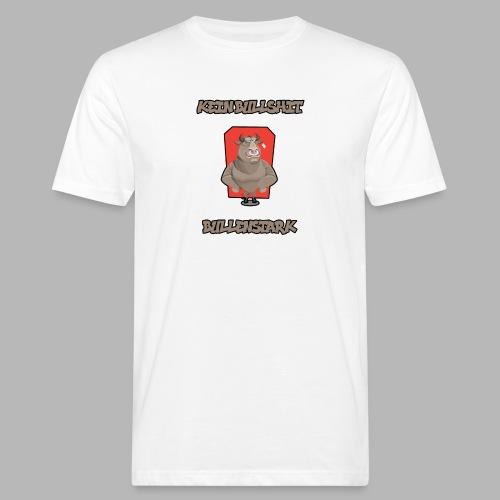 Bullenstark statt Bullshit - Männer Bio-T-Shirt