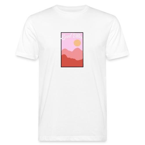 Good vibes - Mannen Bio-T-shirt