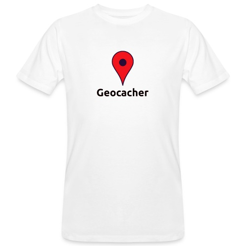 Geocacher - Männer Bio-T-Shirt