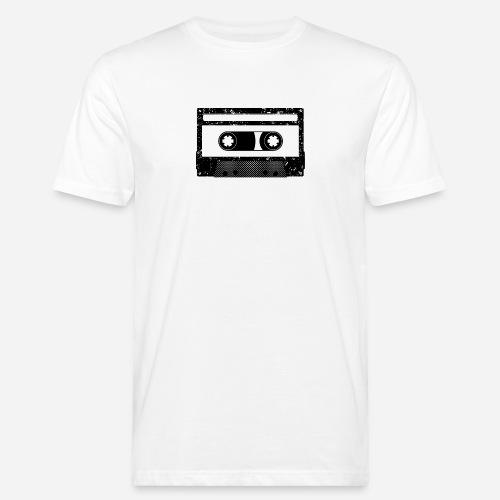 Kassette   Kompaktkassette   Compact Cassette - Männer Bio-T-Shirt