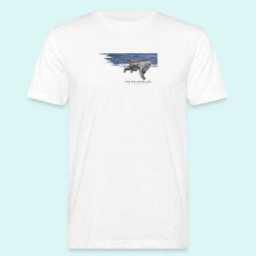 Polar-Blues-SpSh - Men's Organic T-Shirt