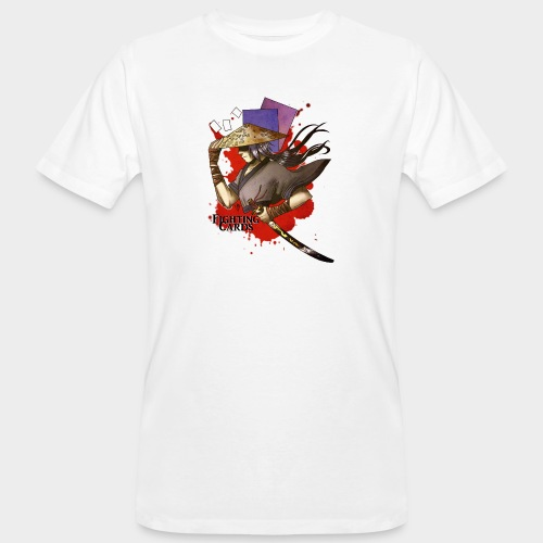 Fighting cards - Guerrier - T-shirt bio Homme