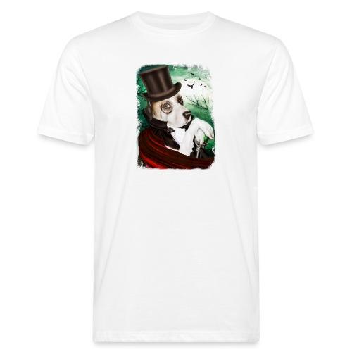 Gothic Dog #3 - T-shirt ecologica da uomo