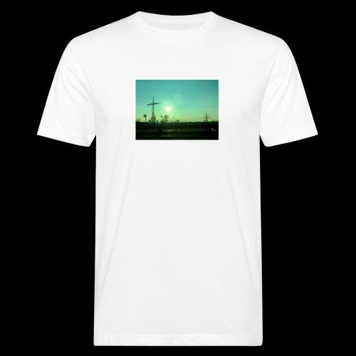 pollution - Mannen Bio-T-shirt