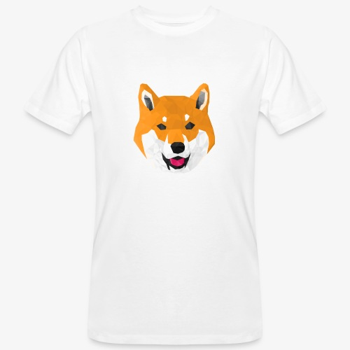Shiba Dog - T-shirt bio Homme