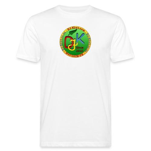 DJ-Kiwi Logo - Men's Organic T-Shirt