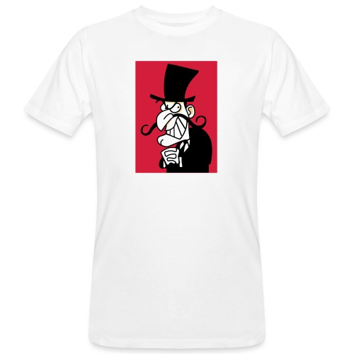 Villain - Men's Organic T-Shirt