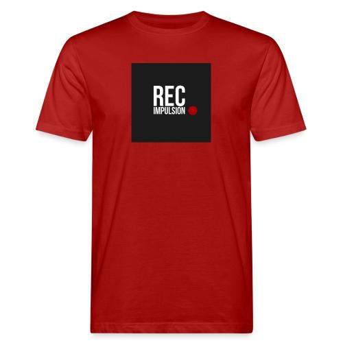 REC - T-shirt bio Homme
