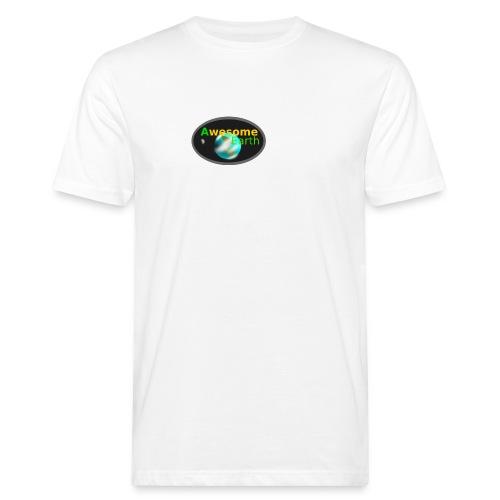 awesome earth - Men's Organic T-Shirt