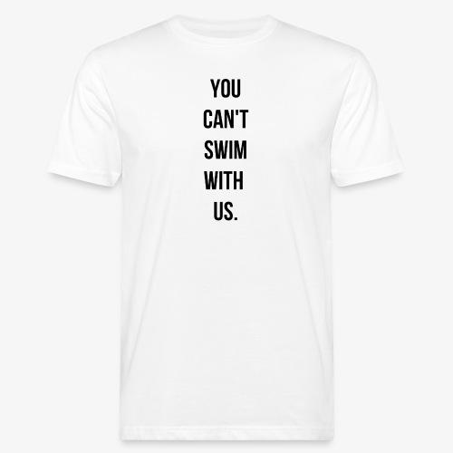 swim - T-shirt bio Homme