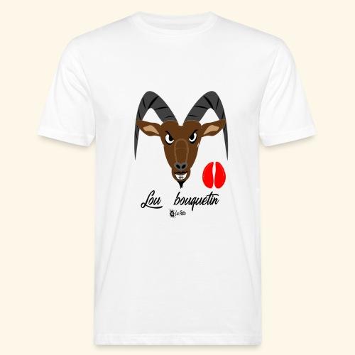 Lou Bouquetin - T-shirt bio Homme