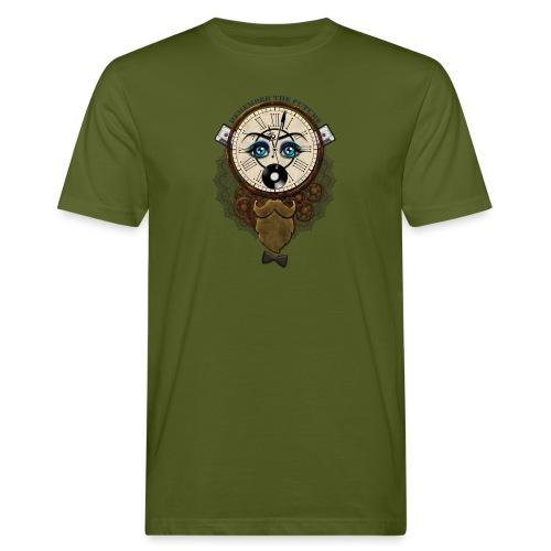 Remember the futur 'pour couleur claire' - T-shirt bio Homme