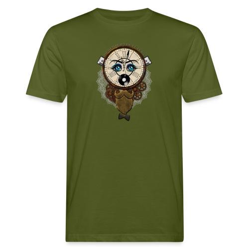 Remember the Futur 'pour couleur Foncée' - T-shirt bio Homme