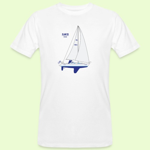Necesse - Miesten luonnonmukainen t-paita