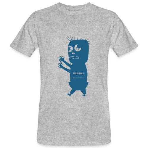 Zombie1 - Männer Bio-T-Shirt