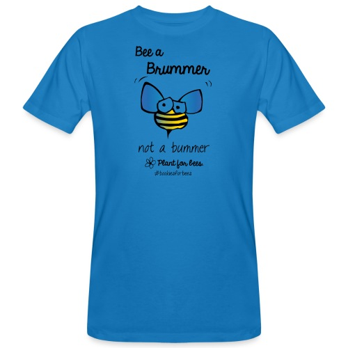 Bees6-1 Save the bees - Men's Organic T-Shirt