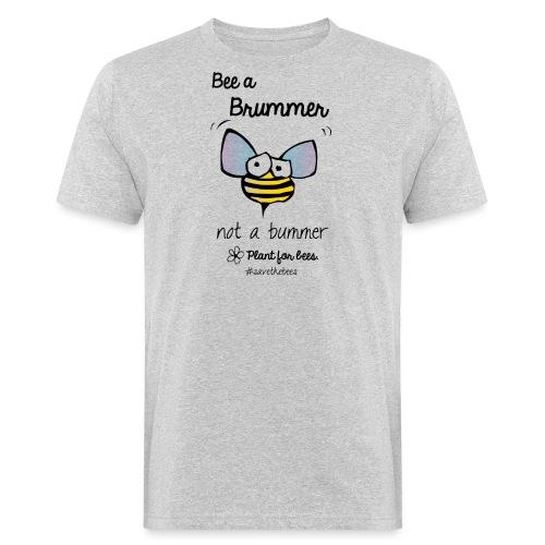 Bees6-2 Save the bees - Men's Organic T-Shirt