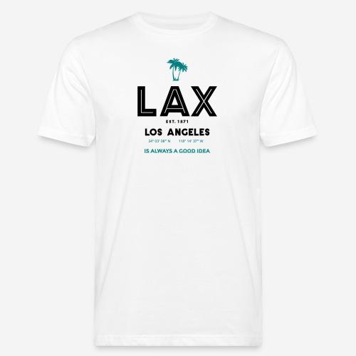 LAX è una buona idea!! - T-shirt ecologica da uomo