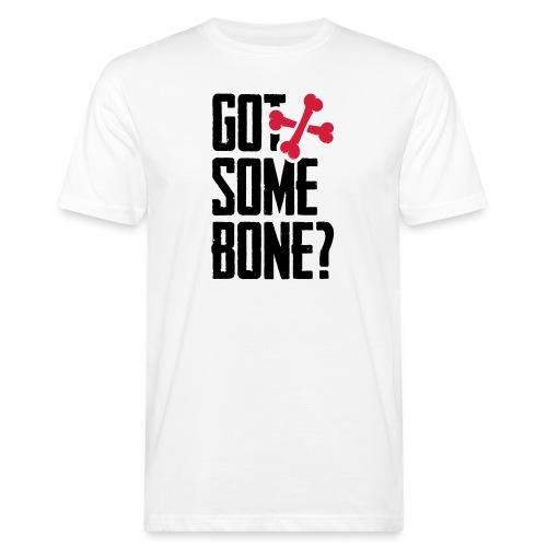 Got some bone? - Miesten luonnonmukainen t-paita