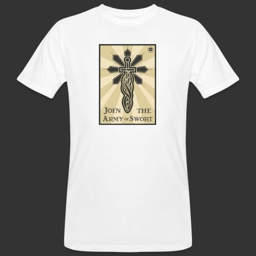 Join the army jpg - Men's Organic T-Shirt