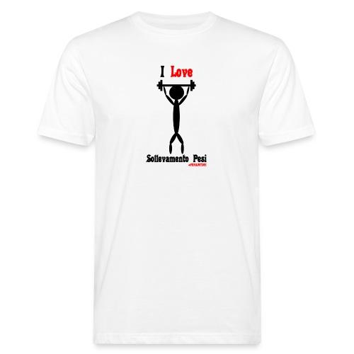 Sport #FRASIMTIME - T-shirt ecologica da uomo