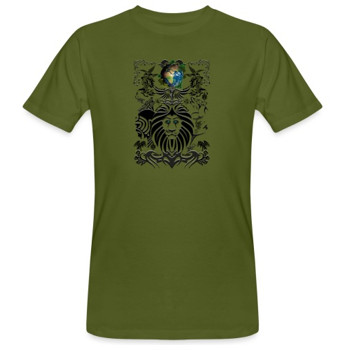 Mother EARTH NatureContest by T-shirt chic et choc - T-shirt bio Homme