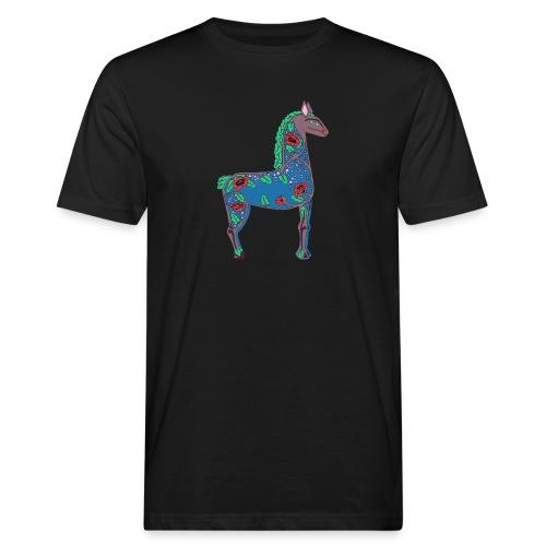 Coquelicot le poulain enchanté - T-shirt bio Homme