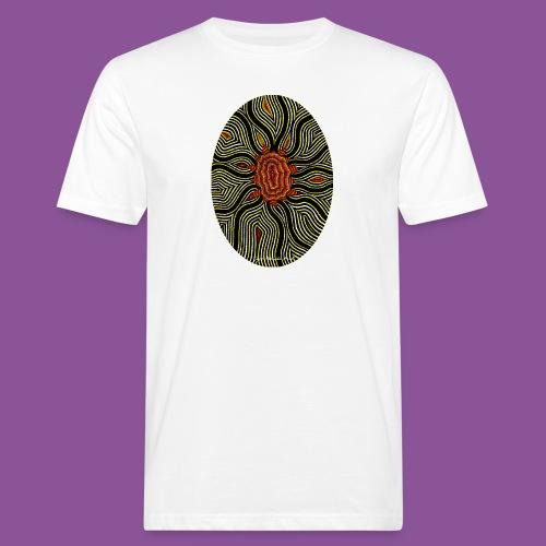 Aura 11 - Männer Bio-T-Shirt