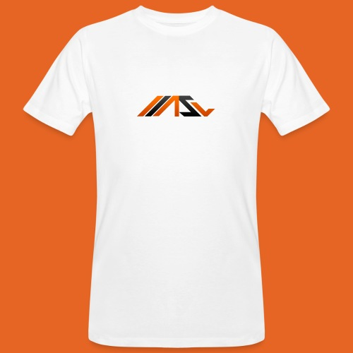ASV New Look - Männer Bio-T-Shirt