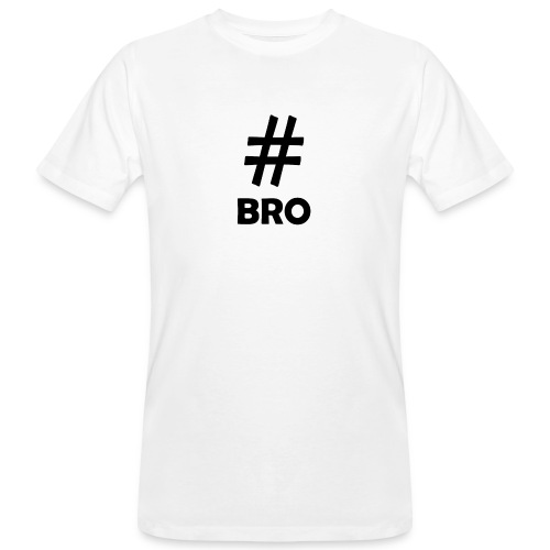 Bro Black - Men's Organic T-Shirt