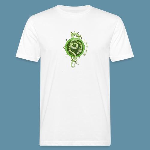Jormungand logo png - T-shirt ecologica da uomo