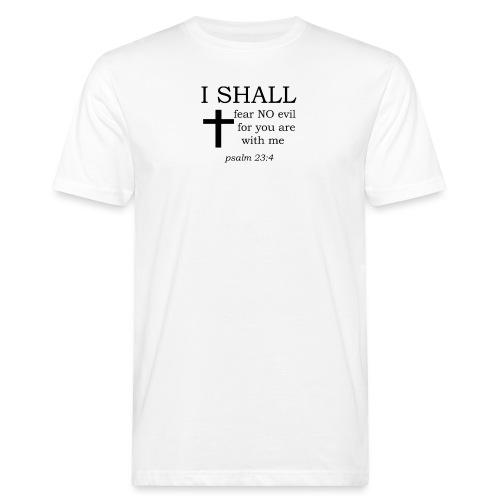'I SHALL' t-shirt - Men's Organic T-Shirt
