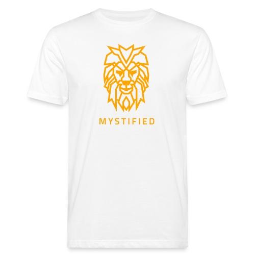 Mystified Oranje Leeuw - Mannen Bio-T-shirt