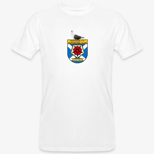 Montrose FC Supporters Club Seagull - Men's Organic T-Shirt