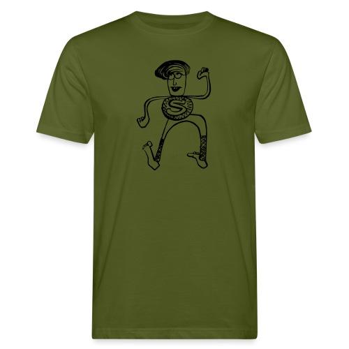 Super Pino - T-shirt ecologica da uomo