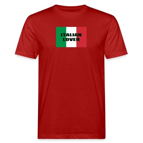 ITALIAN LOVER - T-shirt ecologica da uomo