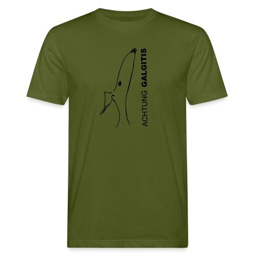 Galgitis - Männer Bio-T-Shirt