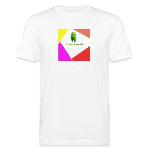 Study Android - Camiseta ecológica hombre