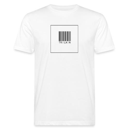 Trilain - Standard Logo T - Shirt - Mannen Bio-T-shirt