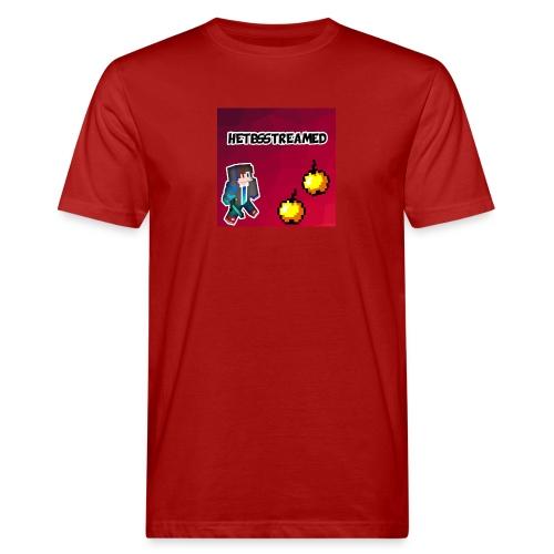 Logo kleding - Mannen Bio-T-shirt