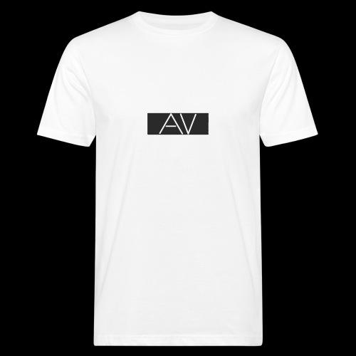 AV White - Men's Organic T-Shirt