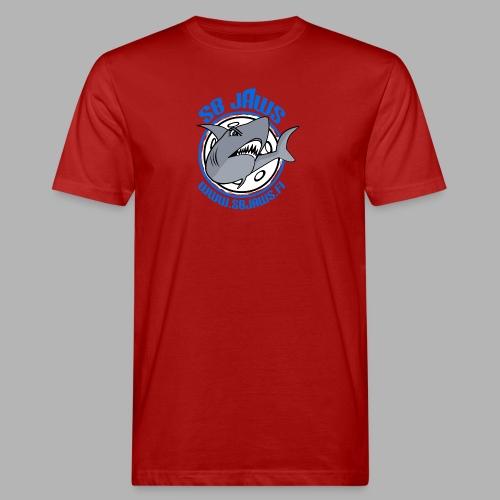 SB JAWS - Miesten luonnonmukainen t-paita